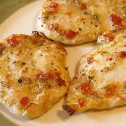 Two Ingredient Italian Chicken | 25+ Two Ingredient Recipes