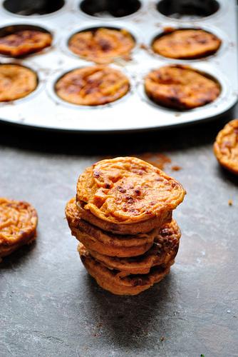 Two Ingredient Sweet Potato Bites | 25+ Two Ingredient Recipes