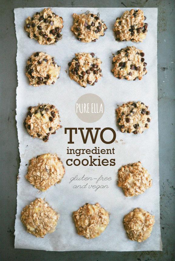 25 Two Ingredient Recipes