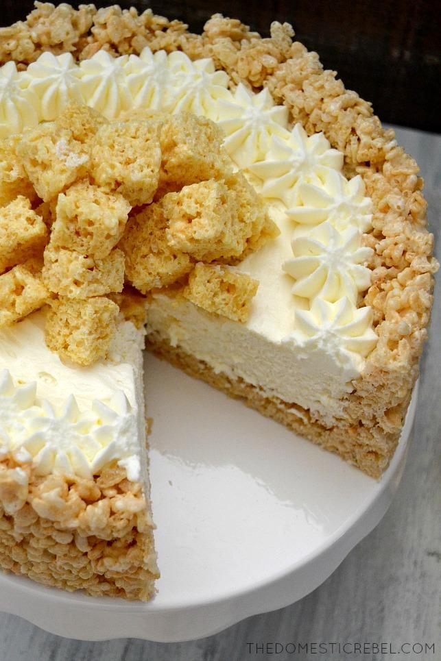 Best Rice Krispie Cake Recipe