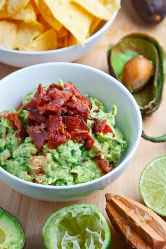 Bacon Guacamole | 25+ recipes starring bacon