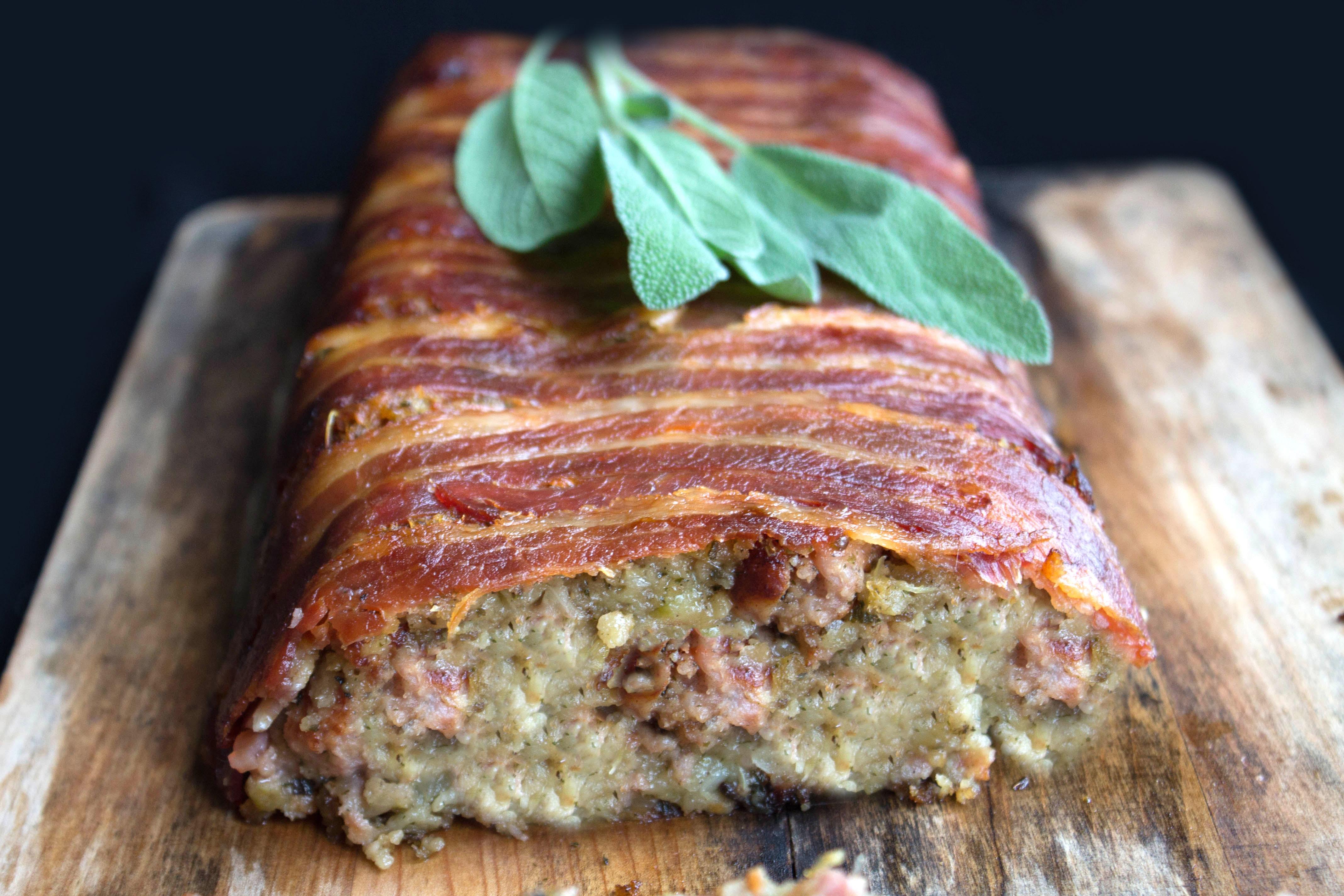 25 Recipes Starring Bacon