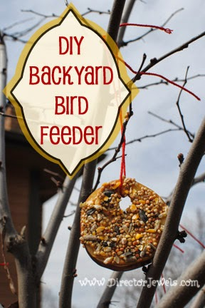 DIY Easy Backyard Bird Feeder | 25+ Summer Crafts for Kids