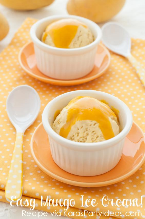 25 Homemade Ice Cream Recipes