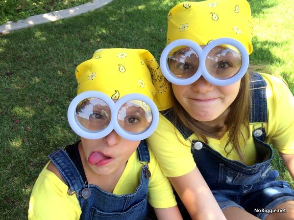 Easy summer Minions costume | NoBiggie.net