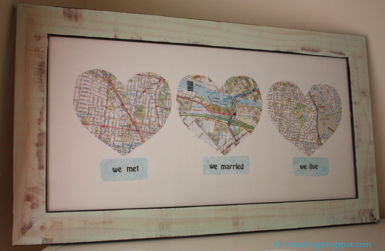 Not On The High Street Wedding Gifts: 25+ DIY Map And Globe Projects