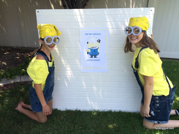 Minions Party games | NoBiggie.net
