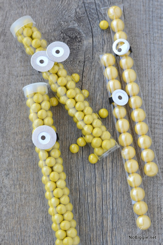 Minions Party goodies | NoBiggie.net