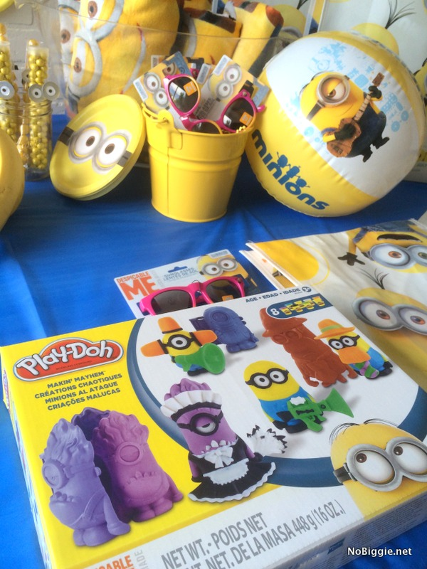 MinionsParty playdoh set | NoBiggie.net
