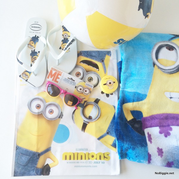 MinionsParty stuff | NoBiggie.net