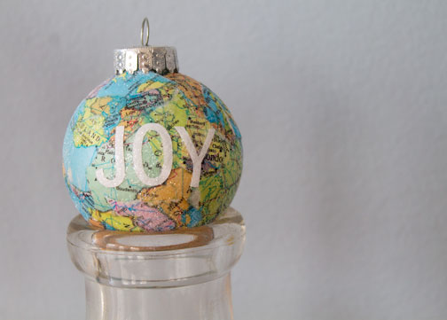 25 Diy Map And Globe Projects