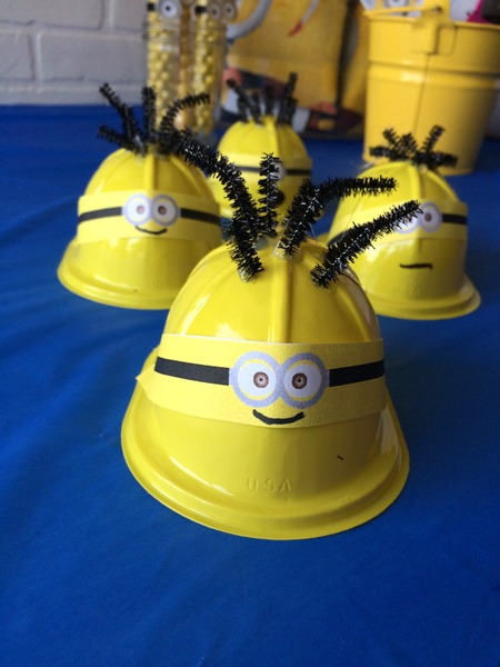minion construction hats | NoBiggie.net