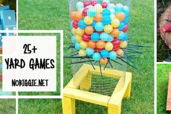 25+ Yard Games