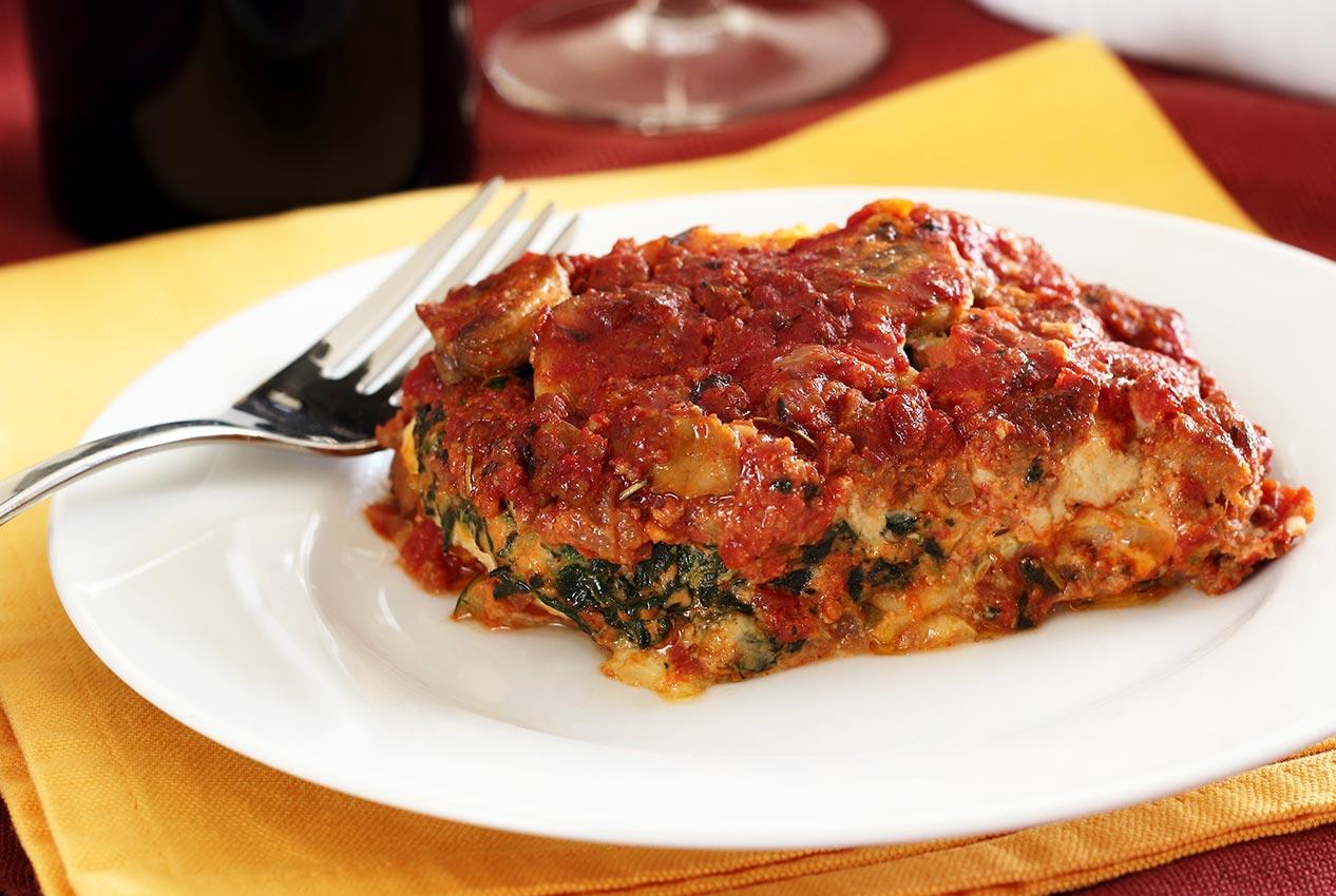 Awesome paleo lasagna recipe | 25+ zucchini recipes