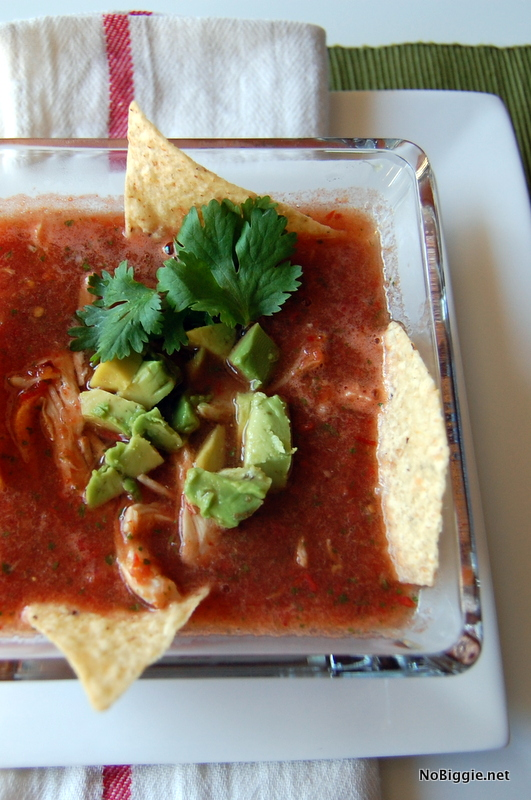 Blender tortilla soup | 25+ fresh tomato recipes