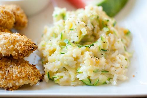 Cheesy zucchini rice | 25+ zucchini recipes