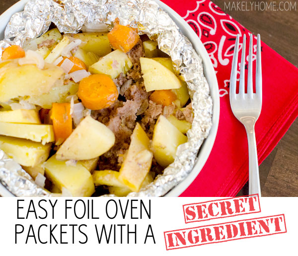 25 easy camping recipes nobiggie - Easy oven dinner ...