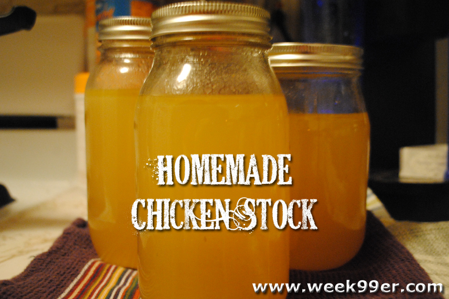 Homemade Chicken Stock | 25+ Canning Recipes