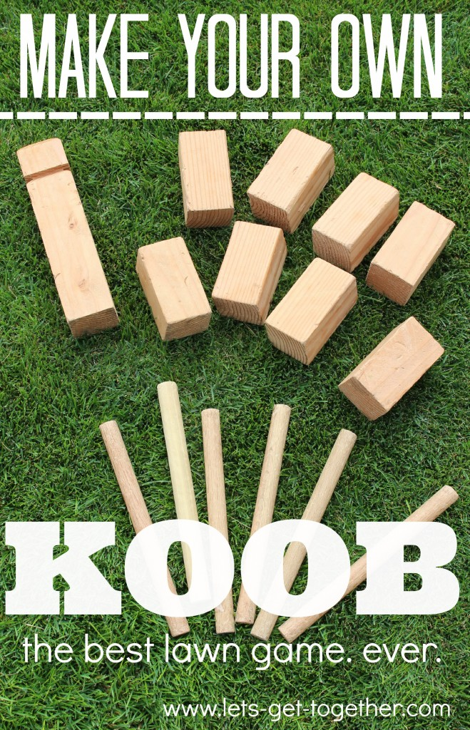 KOOB Lawn Game   25+ Yard Games