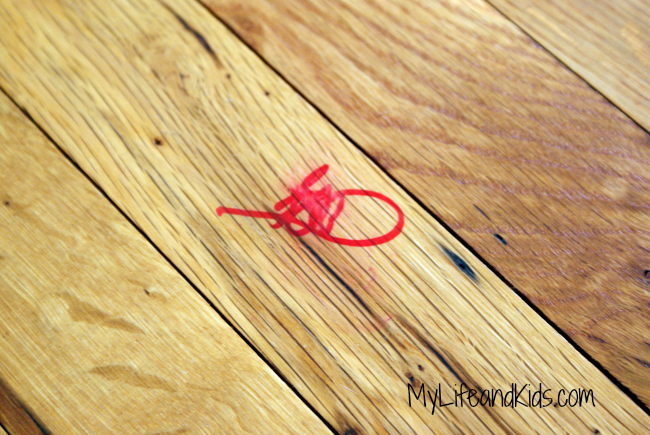 Remove Permanent Marker from Wood Floors | 25+ Cleaning Hacks