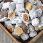 Smores Muddy Buddies | easy recipe on NoBiggie.net