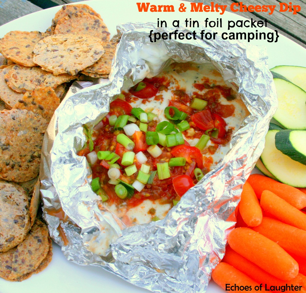 100 Camping Recipes On Pinterest: 25+ Easy Camping Recipes