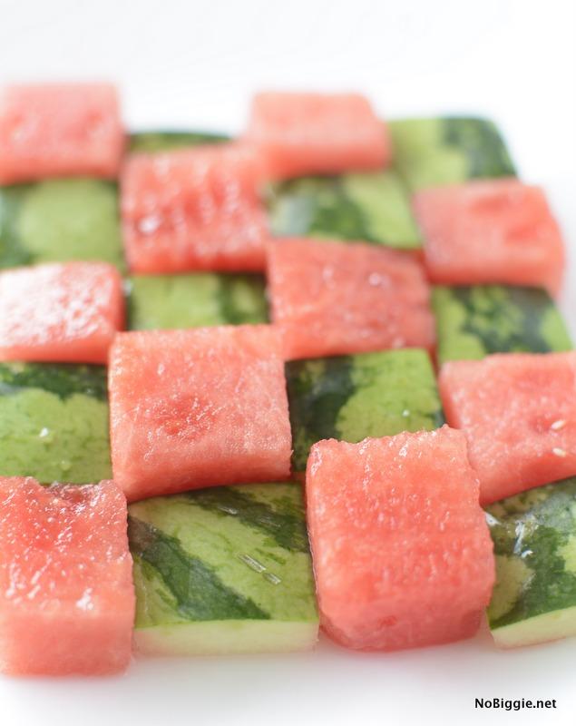 Watermelon Checkerboard   NoBiggie.net