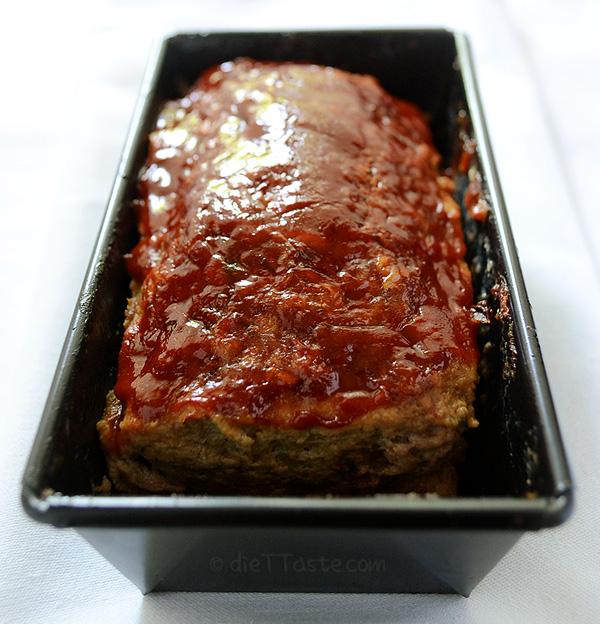Zucchini Meatloaf | 25+ zucchini recipes