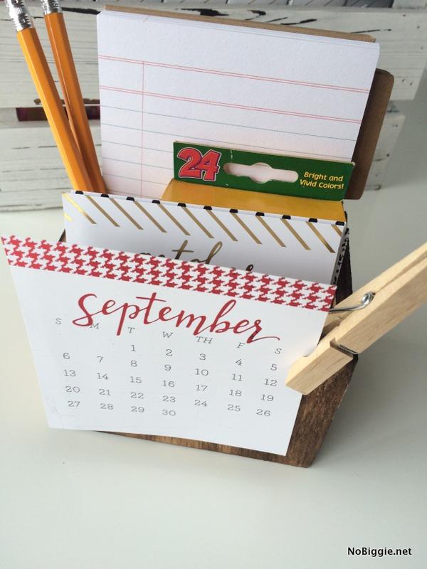 desktop month at a glance calendar cards | NoBiggie.net