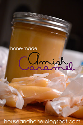 homemade amish caramel | 25+ Canning Recipes