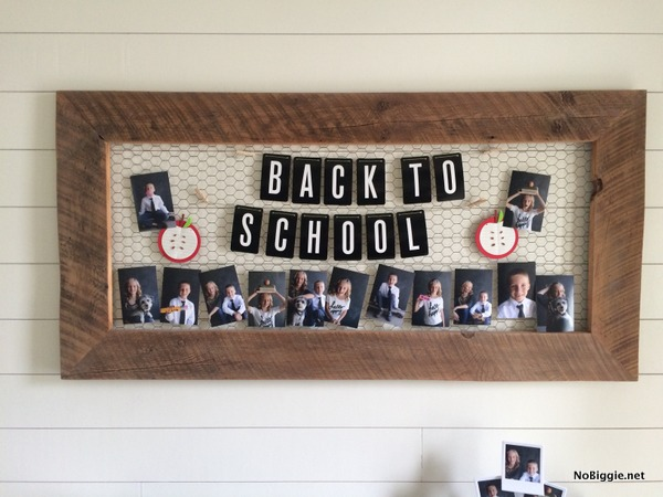 Back to School Banner and display | NoBiggie.net