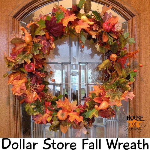 25+ Thrifty Fall Decor Ideas | 500 x 500 jpeg 84kB
