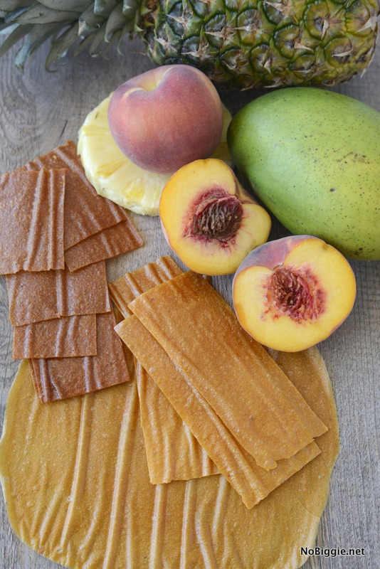 Homemade Fruit Leather - you have to try these flavor combinations   NoBiggie.net