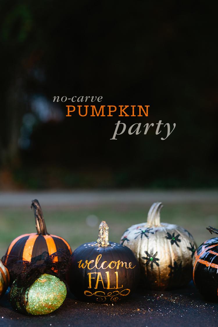 25+ no carve pumpkin ideas