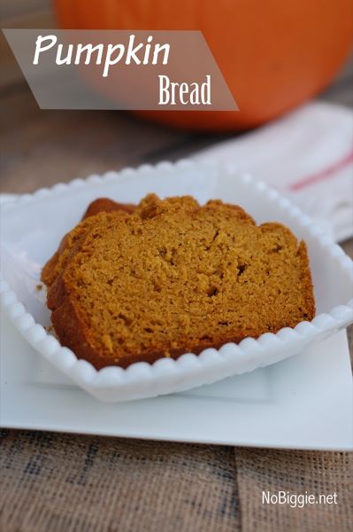Pumpkin Bread Recipe | 25+ Pumpkin Recipes