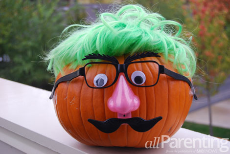 Pumpkin in disguise | 25+ no-carve pumpkin ideas