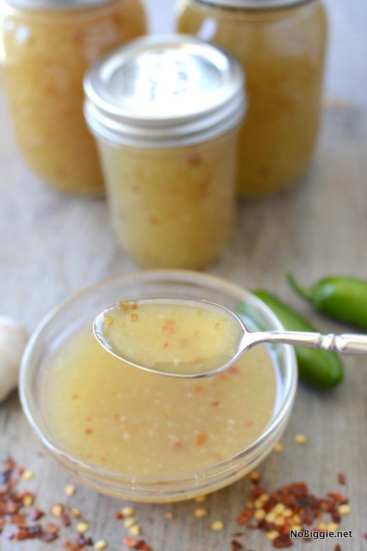 Thai Style Sweet Chili Sauce | NoBiggie.net