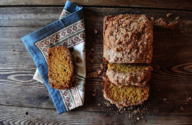 Vegan Snickerdoodle Pumpkin Bread | 25+ Quick Bread Recipes (No Yeast Required)