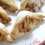 xapple brie mini turnovers - the perfect appetizer | NoBiggie.net