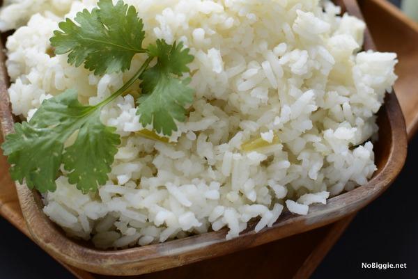 bajio's sweet rice | NoBiggie.net