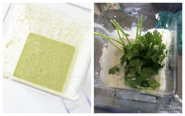 how to cilantro lime dressing | NoBiggie.net