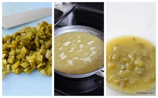 how to - green chile chutney | NoBiggie.net