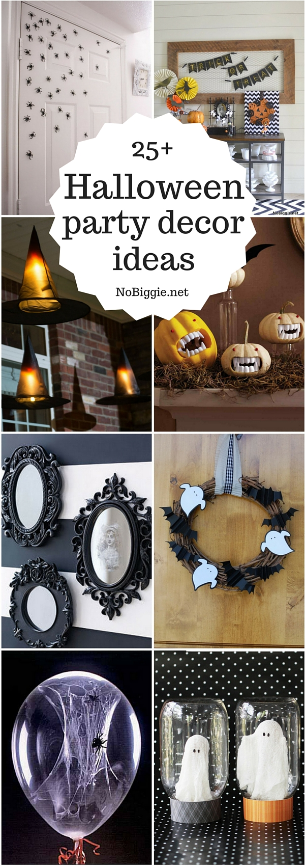 25+ Halloween party decor ideas | NoBiggie.net