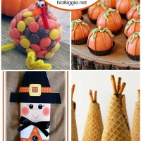 25+ Thanksgiving Treats
