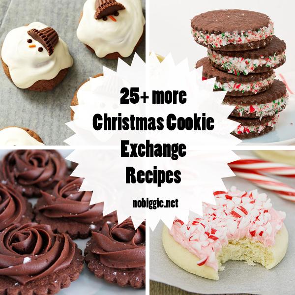 25+ Christmas cookie exchange recipes | NoBiggie.net