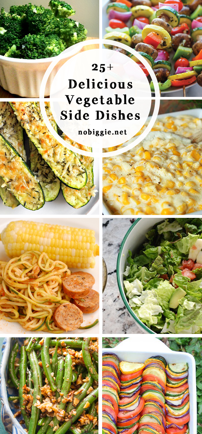 veggie side dishes 25 delicious vegetable side dishes 30572
