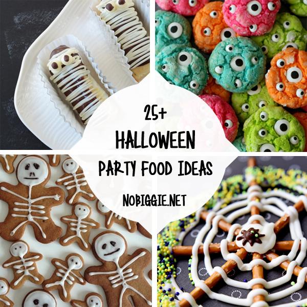 25 Halloween Party Food Ideas   NoBiggie.net