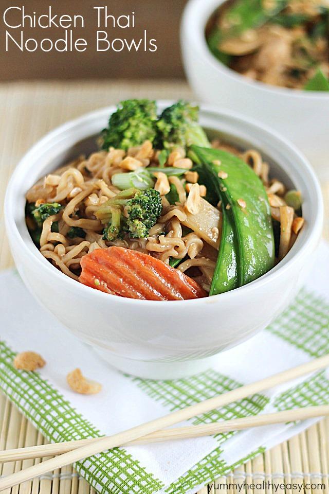 25 Ramen Noodle Recipes