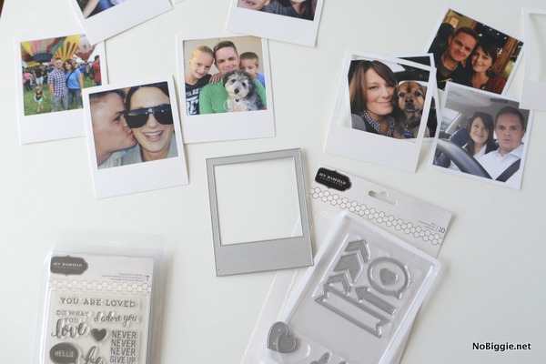 DIY polaroids | NoBiggie.net