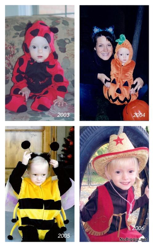 Halloween Costumes for toddler girl | NoBiggie.net